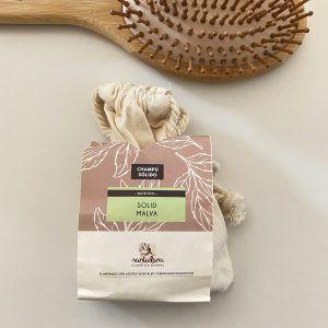 champu solid malva - santulana