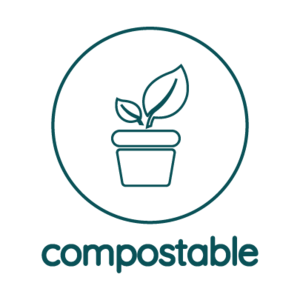 producto compostable en Salix