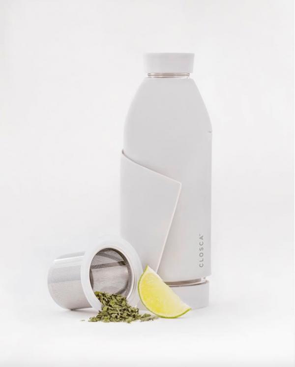 Botella te Blanco - Closca