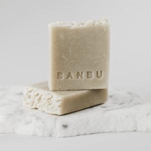 Jabón sólido piel seca sin plástico - Banbu