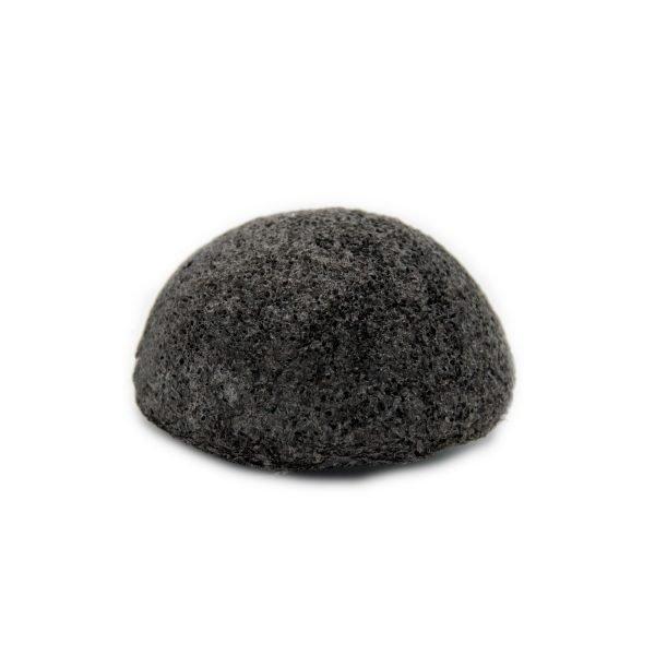 Esponja Konjac natural de carbon activo - Banbu