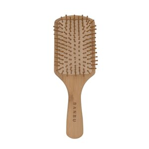 cepillo cuadrado de bambú. Banbu