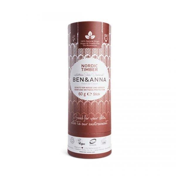 Desodorante Ben & Anna Persian Nordic Timber