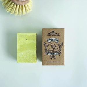 Jabón natural sólido para vajilla sin tóxicos