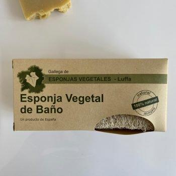 Esponja natural de Lufa - Ibeluffa