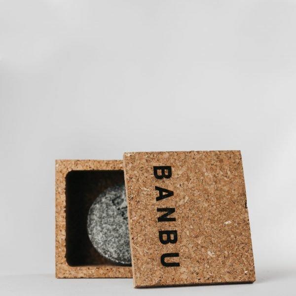 Caja-corcho-jabon solido -banbu