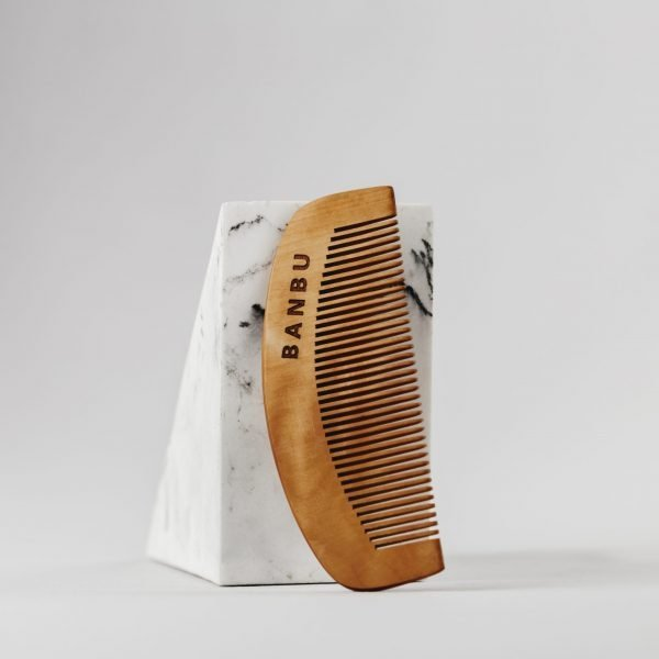 Peine de madera - Banbu