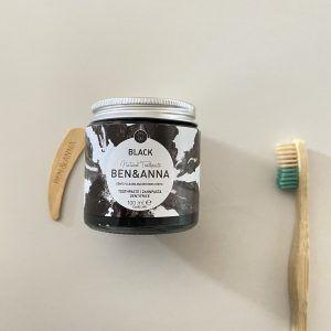 dentifrico blanqueante BLACK - Ben&Anna