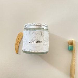 dentifrico blanqueante white - Ben&Anna