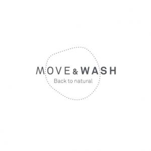 Logo Move & Wash