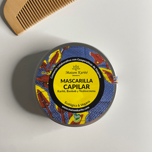 Lata aluminio de 100ml de Mascarilla capilar