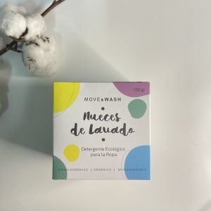 nueces de lavado move & wash