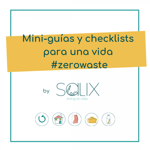 MINI GUIAS Y CHECKLIST ZEROWASTE